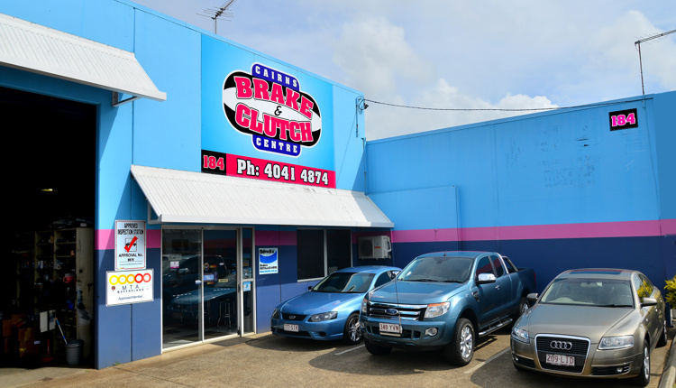cairns logbook car servicing