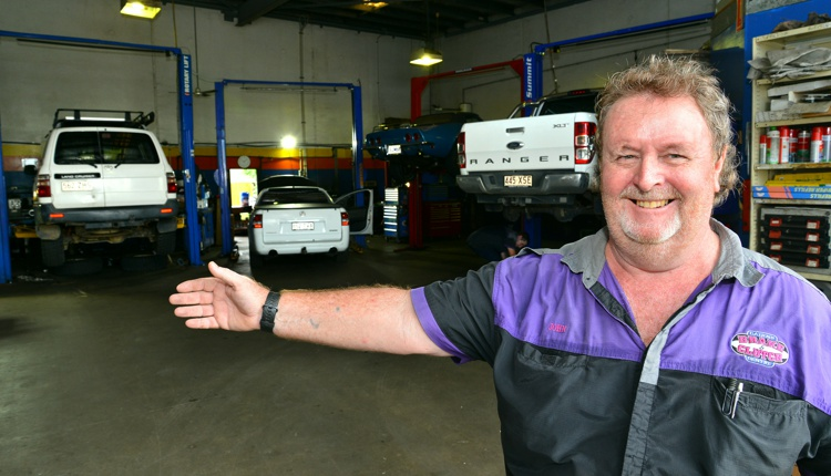 Cairns car servicing